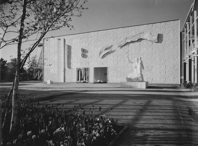 Swiss National Exhibition, Anatomy Pavilion, 1939